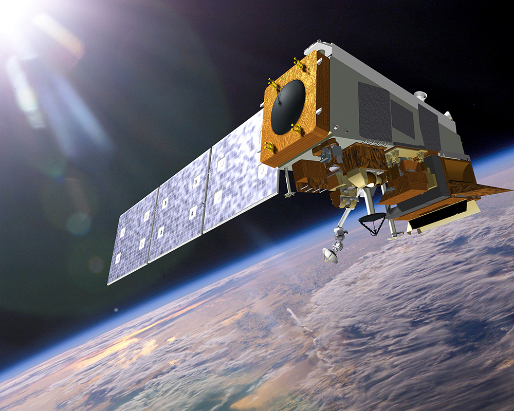 NOAA20 satellite